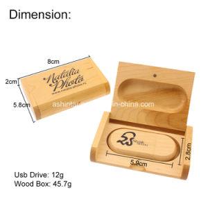 木USBの棒を刻むUSB3.0メモリフラッシュThumbdriveによってカスタマイズされるレーザー