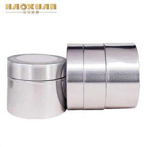 Autoadhesivo impreso personalizado Rollo de cinta de aluminio o Lowes por conducto de aire acondicionado