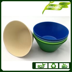 Hot Style LFGB écologique biodégradable Fibre de bambou bol