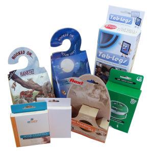 Boîte de dialogue personnalisée cintre de détail Commerce de gros emballages ménagers