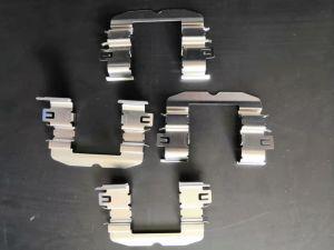 OEM Revêtement d'alimentation du frein de tôle d'estampage fabricant de pièces de presse
