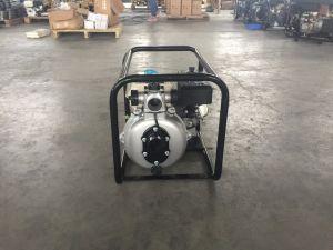 2 pulgadas de alta presión de combustible Gasolina 5.5HP fuego bomba de agua para lavado de coches y la agricultura