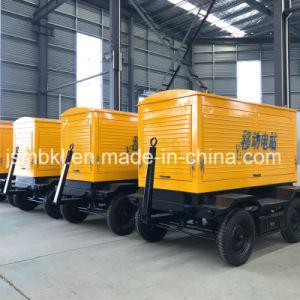 Generatore di Yuchai/Cummins/Diesel con insonorizzato e rimorchio per 500kw