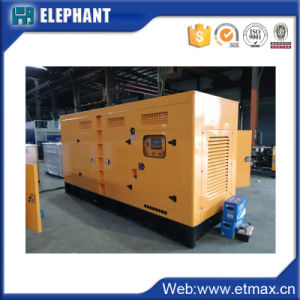 30kVA arrefecido a água de baixo consumo de combustível Yuchai gerador diesel