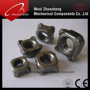 Carré en acier inoxydable/Hex DIN DIN pour écrou à souder928929