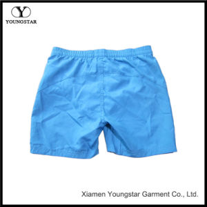 Flanela Cool Blue Piscina Curta Board Shorts Mens