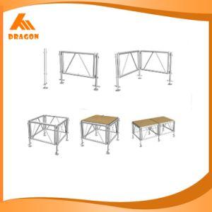 Etapas etapa/mover/Transparente Etapa Etapa/aluminio