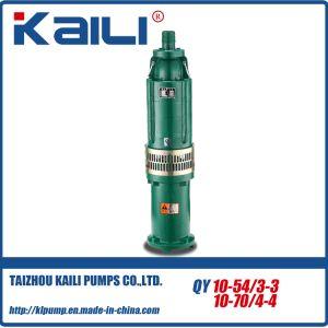 Etapa 5QY Oil-Filled bomba sumergible Bomba de Agua Potable (multiplataforma) de la bomba de minas