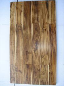 Hojas pequeñas Pisos de madera de acacia (Ingeniería de pavimentos)
