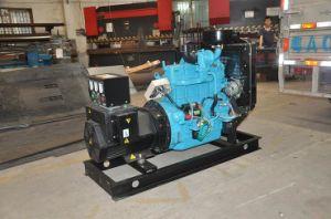 50kVA 40kw 3つの段階のディーゼル発電機