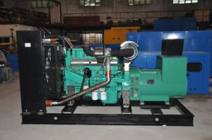 generatore di potere diesel di 250kVA 200kw