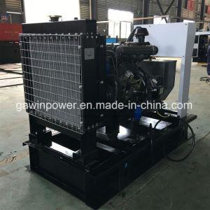 Diesel 100kw/125kVA, der Sets mit Commins Motor festlegt