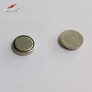 Batteria alcalina AG8 delle cellule del tasto di alta qualità nella fabbrica di Wama