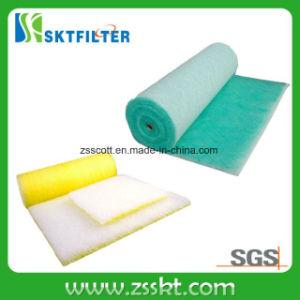 Glassfiber Filtro de piso de cabina de pintura