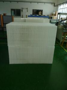 小型プリーツHEPAフィルター媒体のパックH13-U17
