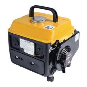 С БЕНЗИНОВЫМ двигателем мощностью 750 Вт для домашнего использования бензина генератор 220 В/110 В, портативный генератор
