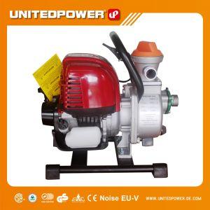 가스 가솔린 수도 펌프, 1개의  관개 수영장, 정원사 노릇을 하거나 뜰을 만드는 관개를 위한 인치 2 치기 1.0HP 휘발유 물 이동 고압 펌프