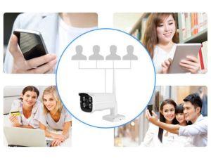 1080P Dome IP sem fio de segurança exterior à prova de infravermelho câmara CCTV