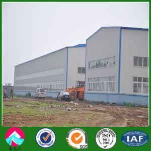 Taller de prefabricados de estructura de acero/Almacén/edificio