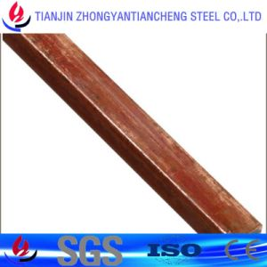 Buena dureza C17200 Barra redonda de cobre de bronce en aleación de cobre