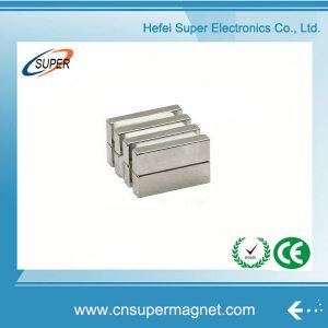 Лучшие продажи N45 Постоянный неодимовый магнит блока цилиндров