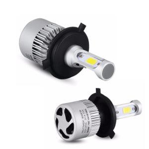 車の自動車のためのS2穂軸LEDの球根H4 Hi/Lo自動LEDのヘッドライト72W 8000lmは部品LEDのヘッドライトを取り替える