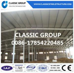 China prefabricadas de diseño personalizado Estructura de acero de la luz de la construcción de almacén