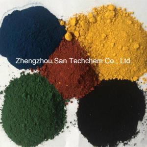 Het Ijzer Bruine Oixde van het Pigment van het Oxyde van het ijzer
