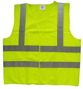 Chaleco reflectante High-Visibility 802