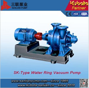 De Vacuümpomp van de Ring van het water van Betrouwbare Fabrikant