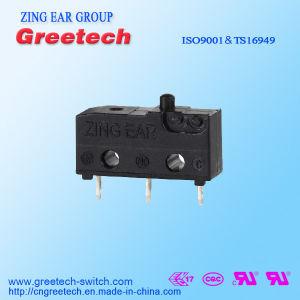 Stofdichte Mini Micro- Schakelaar met lange levensuur die in Toestel wordt gebruikt