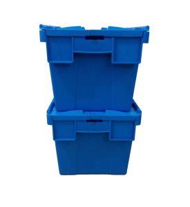 400X300X225mm angebrachter Kappen-PlastikHochleistungsablagekasten