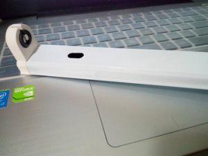 Einfaches Gefäß des Gefäß-T8 des Halter-T8 für Glühlampe des LED-Gefäß-LED