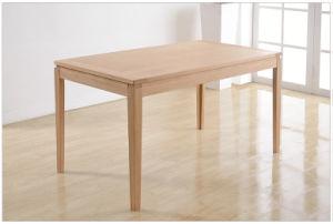 В европейском стиле и обеденный стол из дуба с хорошей ценой (M-X1096)