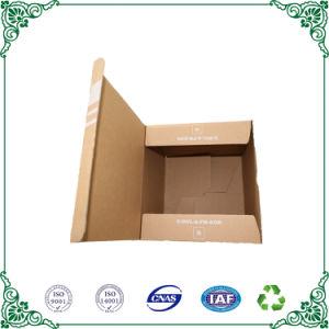 중국 도매 재생된 브라운 골판지 상자 우편 요금 상자