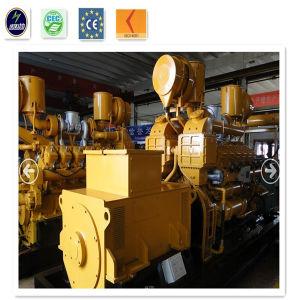 Cummins Engineが付いている230V/400V天燃ガスの電力の発電機