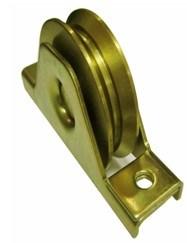 45 de la polea de acero laminado Roller