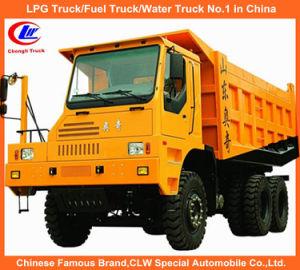 De op zwaar werk berekende Vrachtwagen van de Stortplaats van de Mijnbouw van de Kipper van de Mijnbouw van de Kipwagen 351-450HP van de Mijnbouw Voor Tippende
