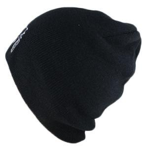 Los hombres personalizado bordado Beanies Sombrero de invierno normal