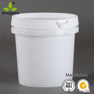 20 secchio della plastica della benna di acqua di litro 5gallon