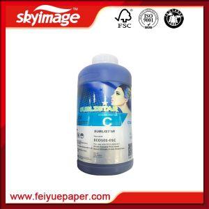 鮮やかなカラー優秀な流暢のSublistarのEco溶媒インク