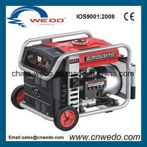 Generatore della benzina raffreddato aria di Wd4000 Ohv (4KW/4000With4kVA)