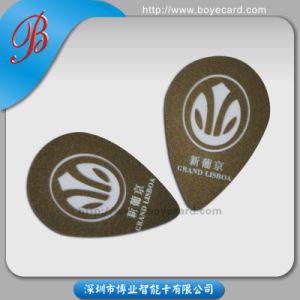 Schede di plastica del membro del PVC di Irregolare-Figura