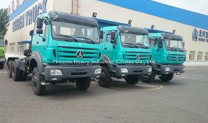 De Vrachtwagen van de Tractor van de Vrachtwagen van Beiben 6X4 Ng80 met de Garantie van Één Jaar