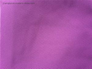 El poliéster 600d 76t de tejido Oxford teñido para Bagpacks Normal/Exterior toldo cobertizo