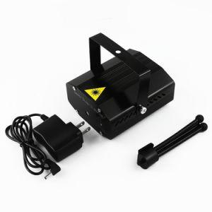 Personalizar 5V 1DJ Discoteca el equipo de iluminación de escenario luz láser verde