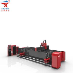 De beste Verkopende Scherpe Machine van de Laser van het Roestvrij staal voor Metaal