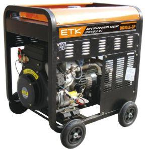 La CE aprobó el poder generador diesel (DG10LE-3P)