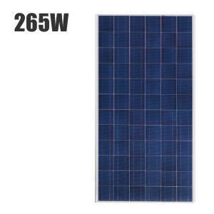 Mobilia solare policristallina di fice del modulo di Of265W (JHM265P-72) (FD-162)