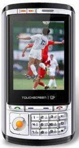 Цифрового телевидения для мобильных телефонов